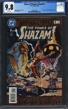 Power of Shazam! Annual #1 CGC 9.8 Ordway Manley 1st Thunder (CeCe Beck)