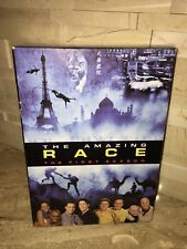 The Amazing Race - The Complete First Season (DVD, 2005, 4-Disc Set)