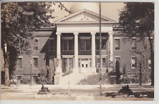 MEXICO, MO. ADMINISTRATION BUILDING. MILITARY ACADEMY. VINTAGE REAL PHOTO RPPC