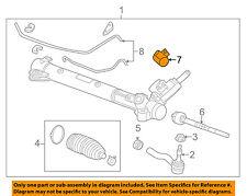 Cadillac GM OEM 08-15 CTS Steering Gear-Solenoid 25830755