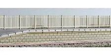 Ratio 432 SR Precast Concrete Pale Fencing (Plastic Kit) OO