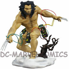 MARVEL MILESTONES WOLVERINE Weapon X SPECIAL EDITION STATUE #154/500 NEW! X-MEN