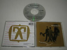 MANTRONIX/THIS SHOULD MOVE YA(CAPITOL/CDP 7 91119 2)CD ALBUM