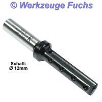 IGM HM HW WPL Wendeplatten Nutfräser Z1 12x50x12mm f. Oberfräse