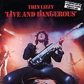 Thin Lizzy - Live and Dangerous (Live Recording, 1998) CD Remastered