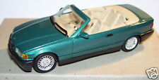 BMW SERIE 3 CABRIOLET 93 SOLIDO FABRICATION FRANCE 1/43