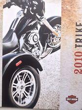 Harley Davidson Magazine 2010 Trike 101517nonrh