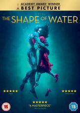 The Shape of Water DVD (2018)