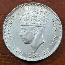 1941 C MS BU UNC Newfoundland Canada Ten 10 Cents Silver Dime Coin Lot D71