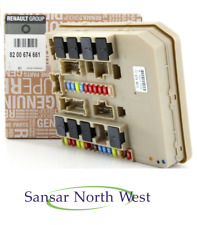 NEW Genuine Renault Clio III - Fuse Board Box - 2006-2012 - Switching Module UPC