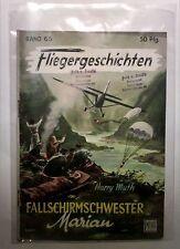 Fliegergeschichten Band 65 Fallschirmschwester Mariau  in Schutzhülle