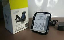 Samsung epic 4G touch Galaxy Sii MultiMedia Desktop Dock New open box