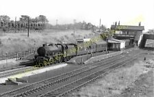 Trowell Railway Station Photo. Ilkeston to Stanton Gate and Nottingham Lines (3)