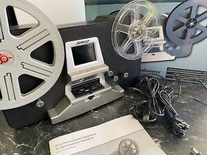 Somikon Filmscanner / Digitalisierer für Super & 8 mm Filmrolle