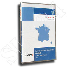 Frankreich Navi CD 2016  Blaupunkt Travelpilot E E1 E2 VW RNS300 Audi A4 BNS 5.0