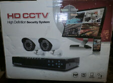 MVPower HD CCTV High Definition Security System TK-D4C2 New