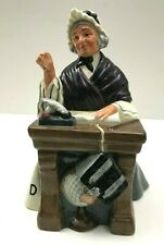 "Nice Estate Find: Royal Doulton Figurine ""Schoolmarm"" Hn 2223 - Retired"