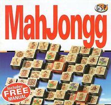 MAHJONGG | New | Free shipping | Windows 95 98 XP | 7 8 10 see listing