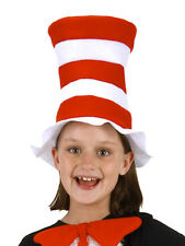 Dr. Seuss Cat In The Hat Child Costume Felt Hat elope