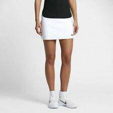 Nike Women's Court Power Spin Tennis Skort Skirt 830664 100 Size XL White