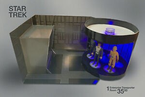 CUSTOM Star Trek: The Motion Picture-style Transporter Room Playset