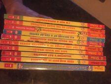 geronimo stilton 10 book bundle
