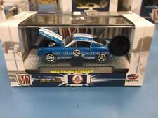 M2 Machines Premium Edition Shelby 1965 Shelby GT350R Blue 12-14 Release SB01