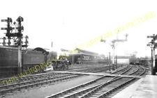 Stafford Railway Station Photo. London & North Western Railway. (1)