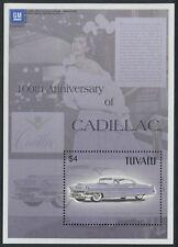 TUVALU - 2003 '100th ANN. OF THE CADILLAC' Miniature Sheet MNH SG1103 [C1923]