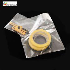 "1000 Clear Polythene Plastic Food Use Bags 10"" x 12"" 250mm x 300mm - 120 gauge"