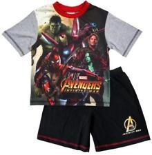 Pyjamas en polyester 10 ans pour garçon de 2 à 16 ans