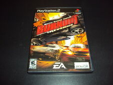 "Burnout: Revenge ""Great Condition"" (PlayStation 2) Complete PS2"