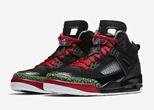 Nike JORDAN SPIZIKE Men's Basketball Shoes 315371-026 Black Green Red Sz 12