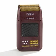 WAHL Professional 5 Star Cord/Cordless Rechargeable Shaver/Shaper 8061 - NEW