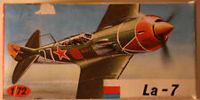 USSR Lavochkin La-7, 1/72 KP kit 6, Airplane Model Kit