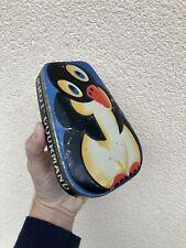 Ancienne Boite Pierrot Gourmand Pinguoin Sucettes Presentoir Serigraphiée Bonbon
