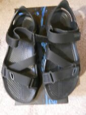 NIB Teva Black Barracuda Sandals, Womens 7