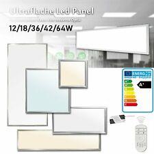 LED Panel Deckenlampe Pendelleuchte 120x60 120x30 60x60 30x30 Dimmbar mit Trafo