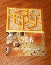 Orb Orbvsterrarvm Postcard Promo 7x5