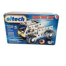 Eitech Truck Construction Toy Creative Metal Building Kit C58