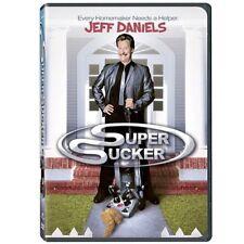 Super Sucker [New DVD]