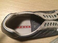 PRADA sneakers low scarpe basse 42 1/2 Gucci Louis Vuitton uomo tod's hogan