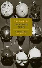 New York Review Books Classics: The Gallery by John Horne Burns 2004, Paperback