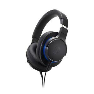 Audio-Technica - ATH-MSR7B Headphones w/ Add'l Balanced Cable,  2 Year Warranty