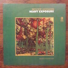 WOODY HERMAN Heavy Exposure LP CADET 835 funk jazz breakbeats Pharcyde 1st vinyl