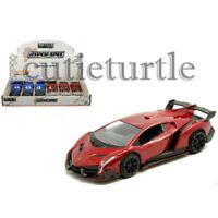 Jada Hyper Spec Lamborghini Veneno 1:32 Diecast Model Toy Car 30104-DP1