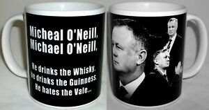 Funny Michael O Neil Stoke Manager Football City Chant Coffee Tea Mug Gift