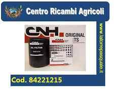 84221215 FILTRO OLIO MOTORE CNH NEW HOLLAND FIAT LAMBORGHINI 2.4419.340.0/10