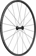 DT Swiss PR1400 Dicut Oxic Front Wheel - 700 QR x 100mm Rim Brake Black