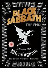 Black Sabbath - The End (NEW DVD)